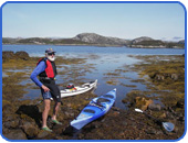 Private Guiding - Sea Kayaking