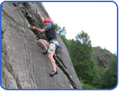 Private Guiding - Rock Climbing & Scrambling