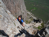 Rock Scrambling Courses